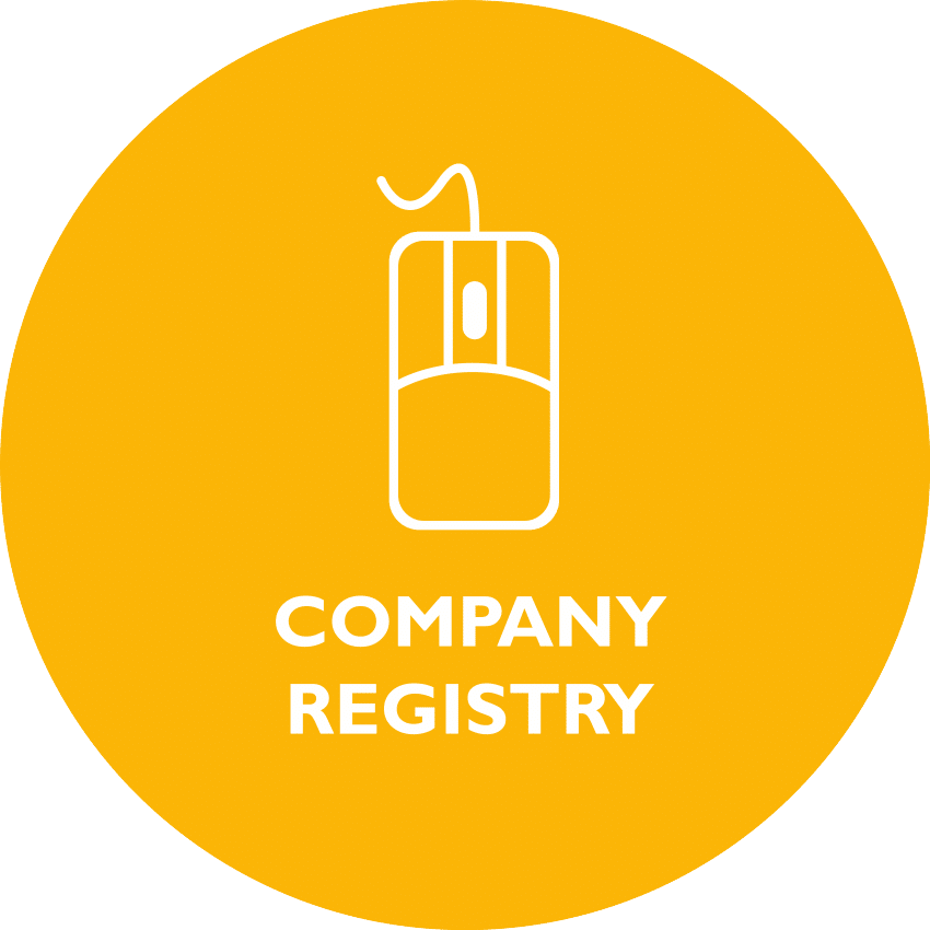 Company Registry - Simple Company Registration