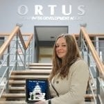 Fiona Diamond The Milk Whisker, Exploring Enterprise - The Ortus Group