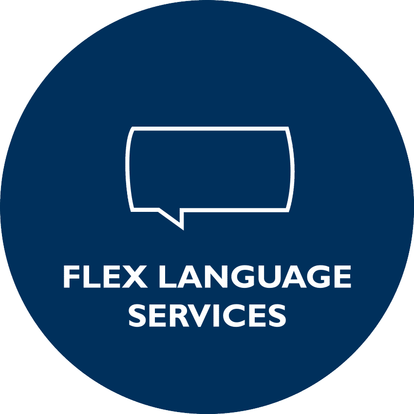 FLEX Language Services - Translation, Interpretation, Tuition