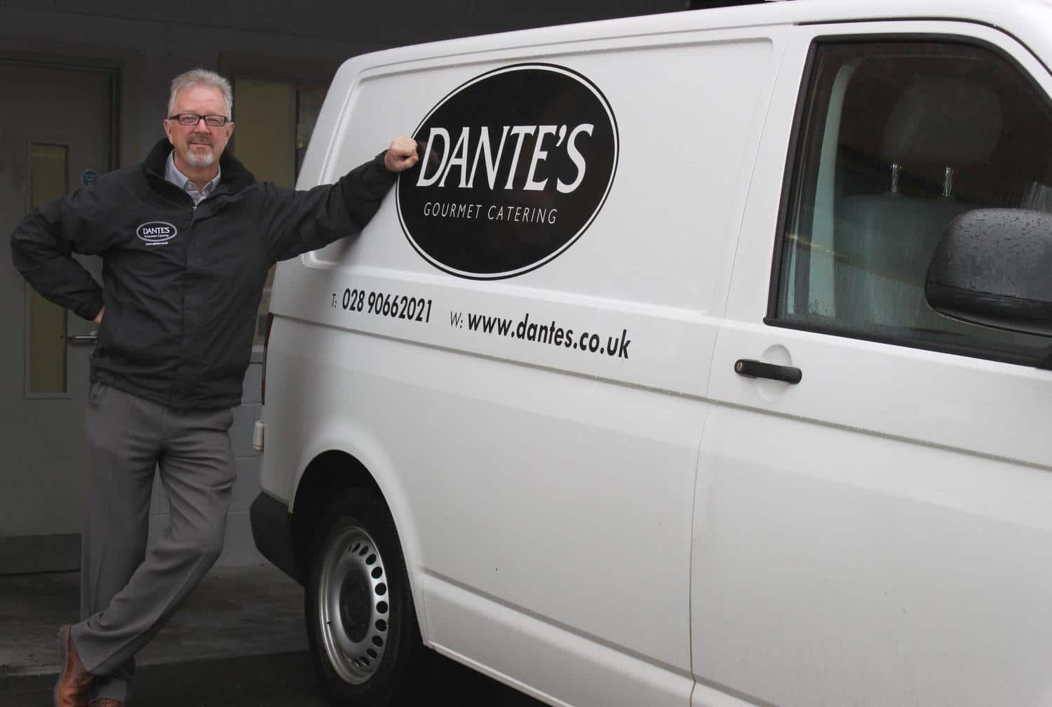 Henry Johnston Dantes Catering - The Ortus Group