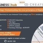 CBH Event – Digital Strategy with Create Digital NI