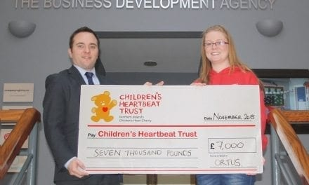 Teeing Off In Aid of Children's Heartbeat Trust