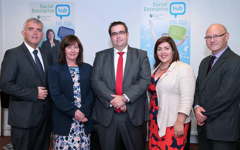 Social Enterprise Hub Launch 2014