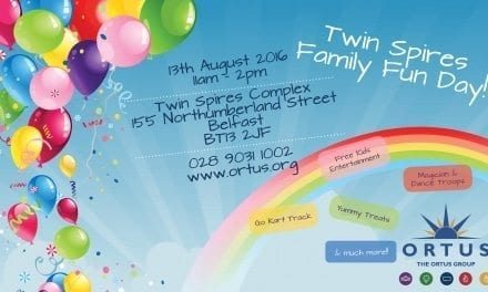Twin Spires Family Fun Day 2016