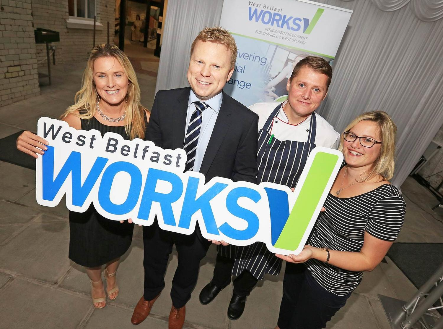 West Belfast Works - Science Starz and The Fat Truck - The Ortus Group