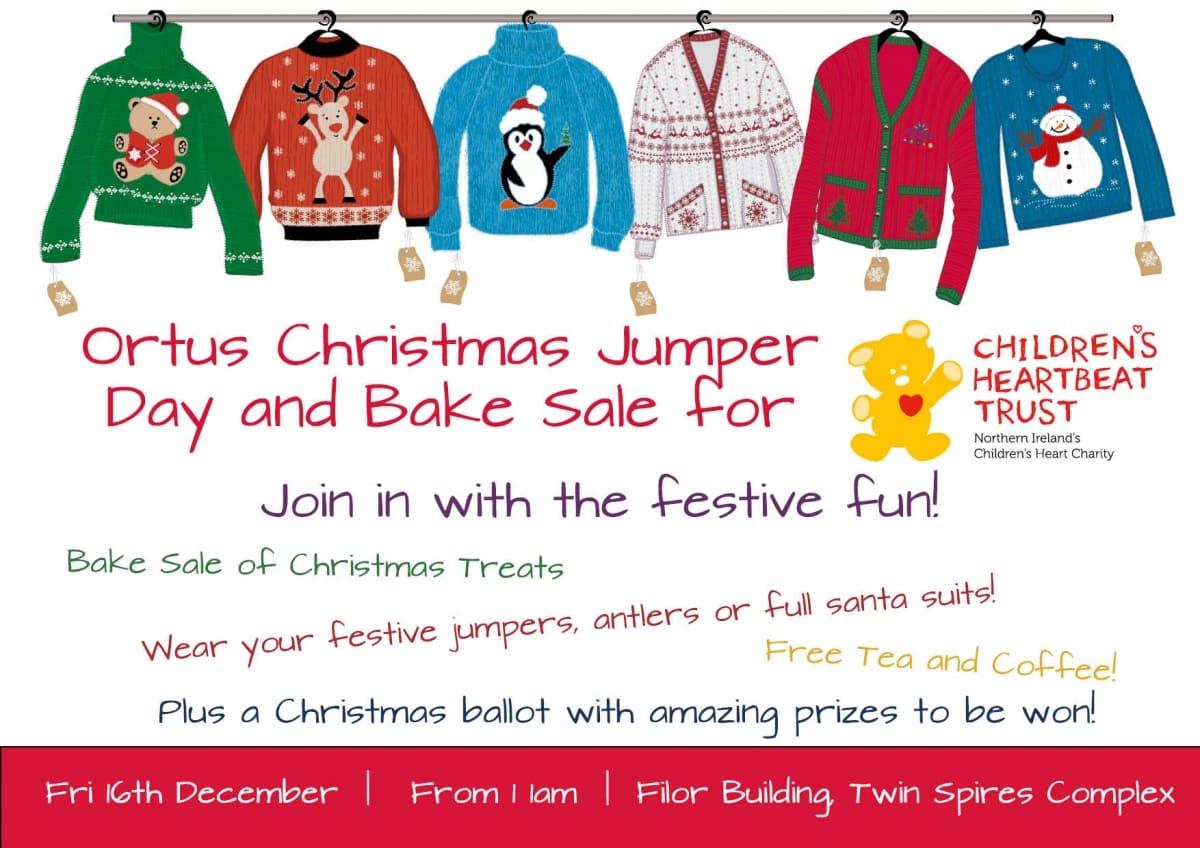 c257808fc86 Christmas Jumper Day at Ortus! - Ortus