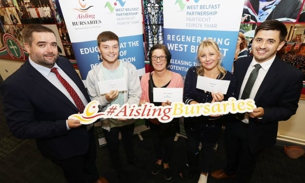The Ortus Group provides Aisling Busaries