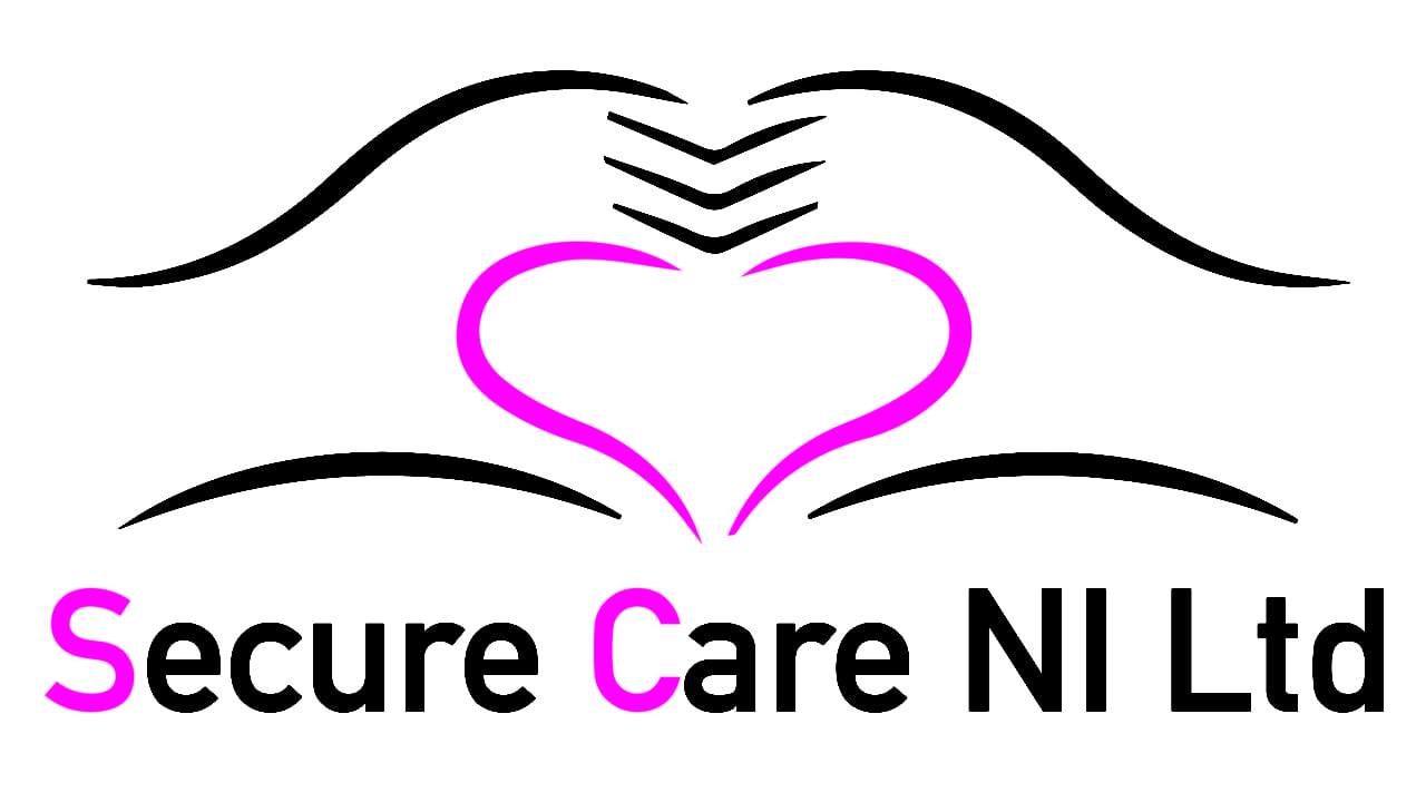 secure care - go for it programme - pink black
