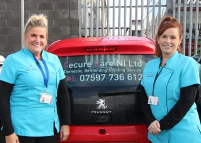 A Passion for Caring – Secure Care NI